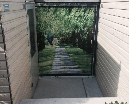 Gartenposter ohne Rahmen Standardformate vb5