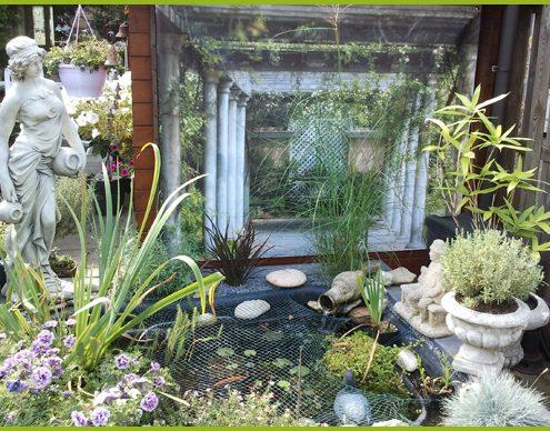 Gartenbanner Gartenposter beispiel17