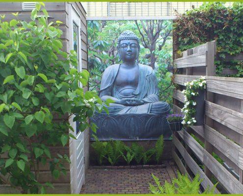 Gartenbanner Gartenposter beispiel55