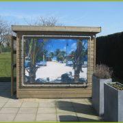 Gartenbanner Gartenposter beispiel61