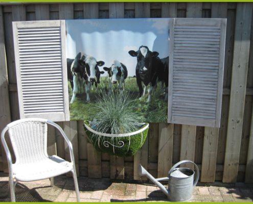 Gartenbanner Gartenposter beispiel66